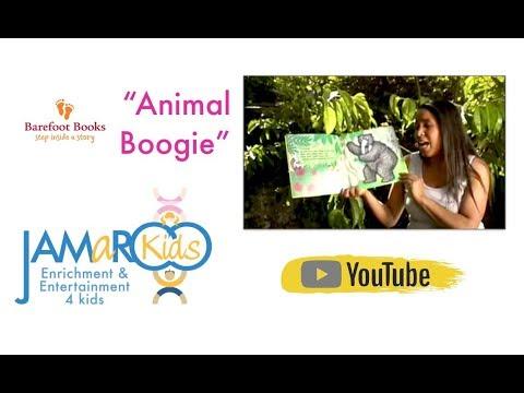 Animal Boogie (Story & Song) - JAMaROO Kids
