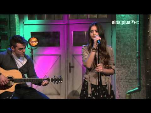 Jasmine Thompson - Let Myself Try (Live unplugged) DASDING.tv
