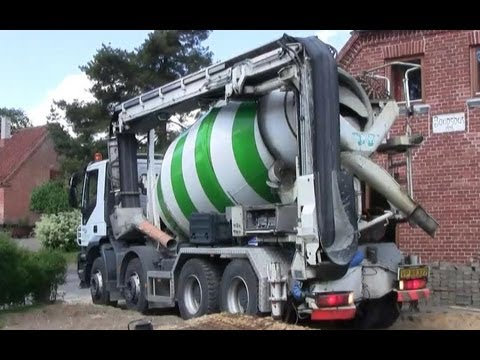 Learn Colors With Cement Mixer Trucks!・Gecko's Garage・Truck Cartoons For Kids・Learning For Toddlers