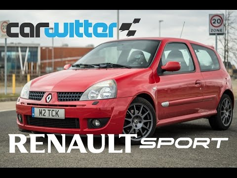 VLOG - I bought a RenaultSport Clio Trophy