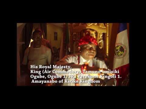 . Amayanabo Of Kirike Kingdom,