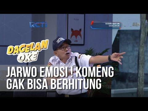 Dagelan OK - Jarwo Emosi Komeng Gak Bisa Berhitung [13 Februari 2019]