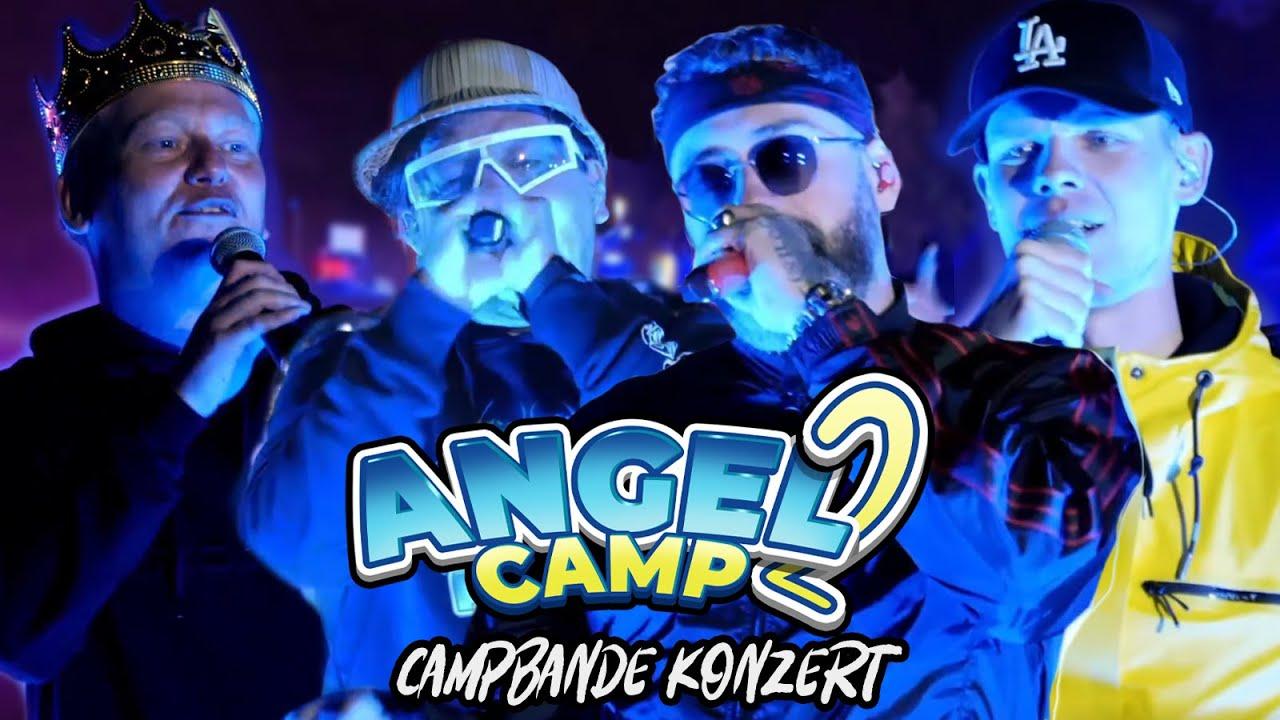 Angelcamp 2 mit Knossi & Sido - Konzert Knossi & Campbande 😱