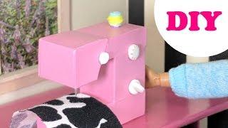 DIY Miniature Sewing Machine