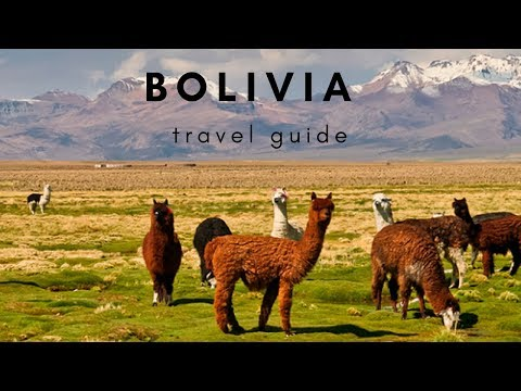 Bolivia Vacation Travel Guide