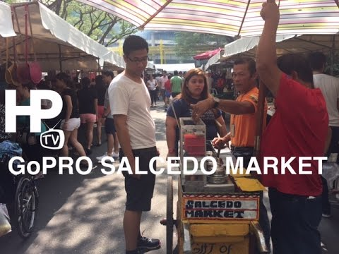GoPro Salcedo Market Walking Tour Overview Salcedo Village Makati by HourPhilippines.com
