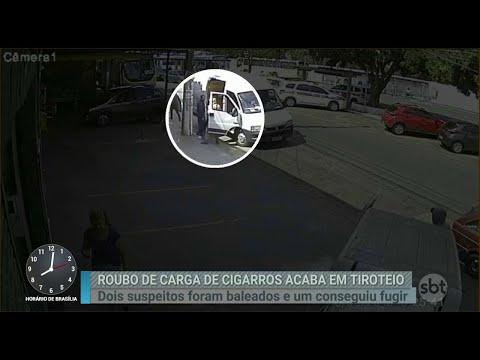Troca de tiros em plena luz do dia assusta moradores de Guarulhos | Primeiro Impacto (11/09/18)