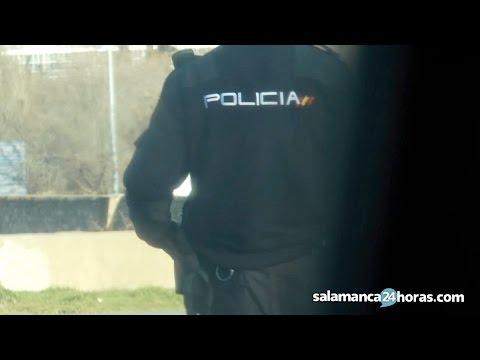 Patrullando con la Policía Nacional en Salamanca