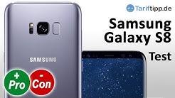 Samsung Galaxy S8   Test deutsch