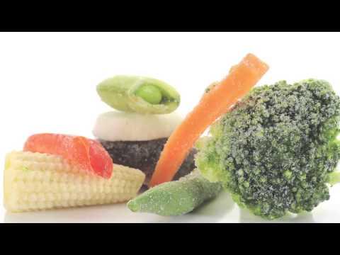 ¿Es malo consumir frutas y verduras congeladas? - Nutrición con Sabor