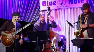 "Greg Diamond Band at The Blue Note New York ""El Martillo"""