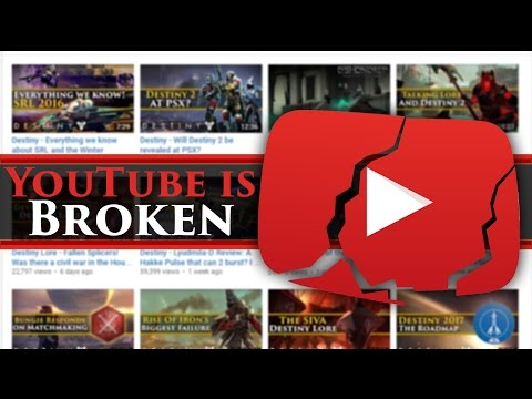 How YouTube is Killing Good Quality Content with its New Algorithm.