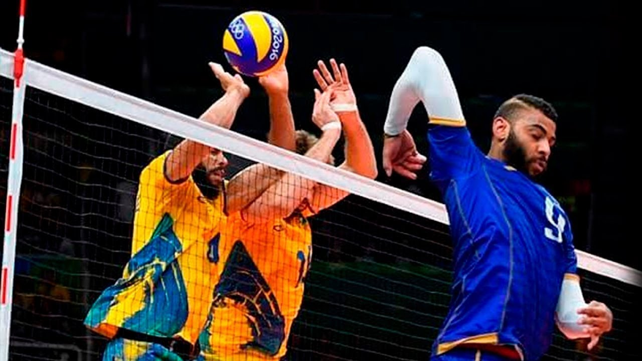 TOP 10 Smartest Plays In Volleyball History (HD)