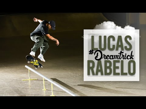 Never Been Done Before? Lucas Rabelo #DreamTrick