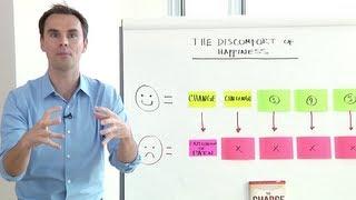 Motivation & The (Joyful) Discomfort of Happiness