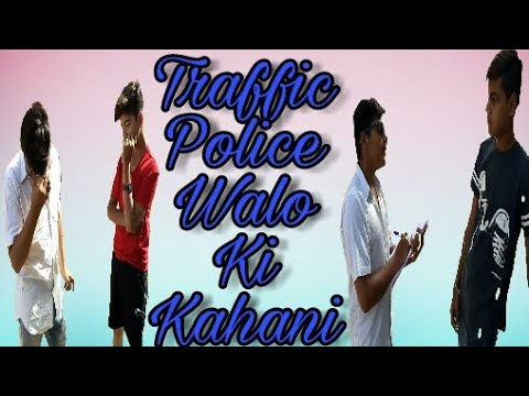 Traffic Police Walo Ki Kahani | Comedy Vine | Vines In Adipur