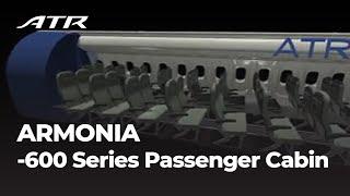 ARMONIA - 600 Series Passenger Cabin