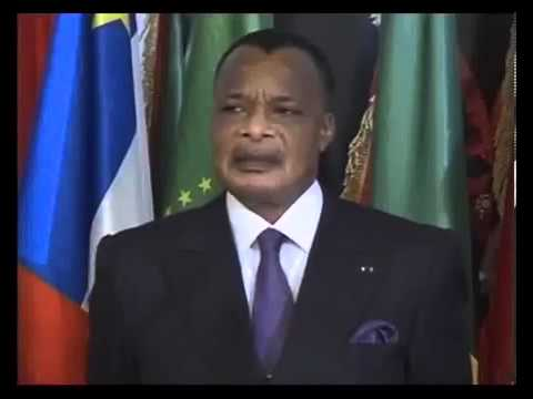 Wishes of the diplomatic body to the President of the Republic of the Congo