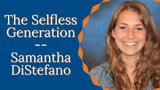 Selfless Generation - BASIC Con Story - Sam DiStefano