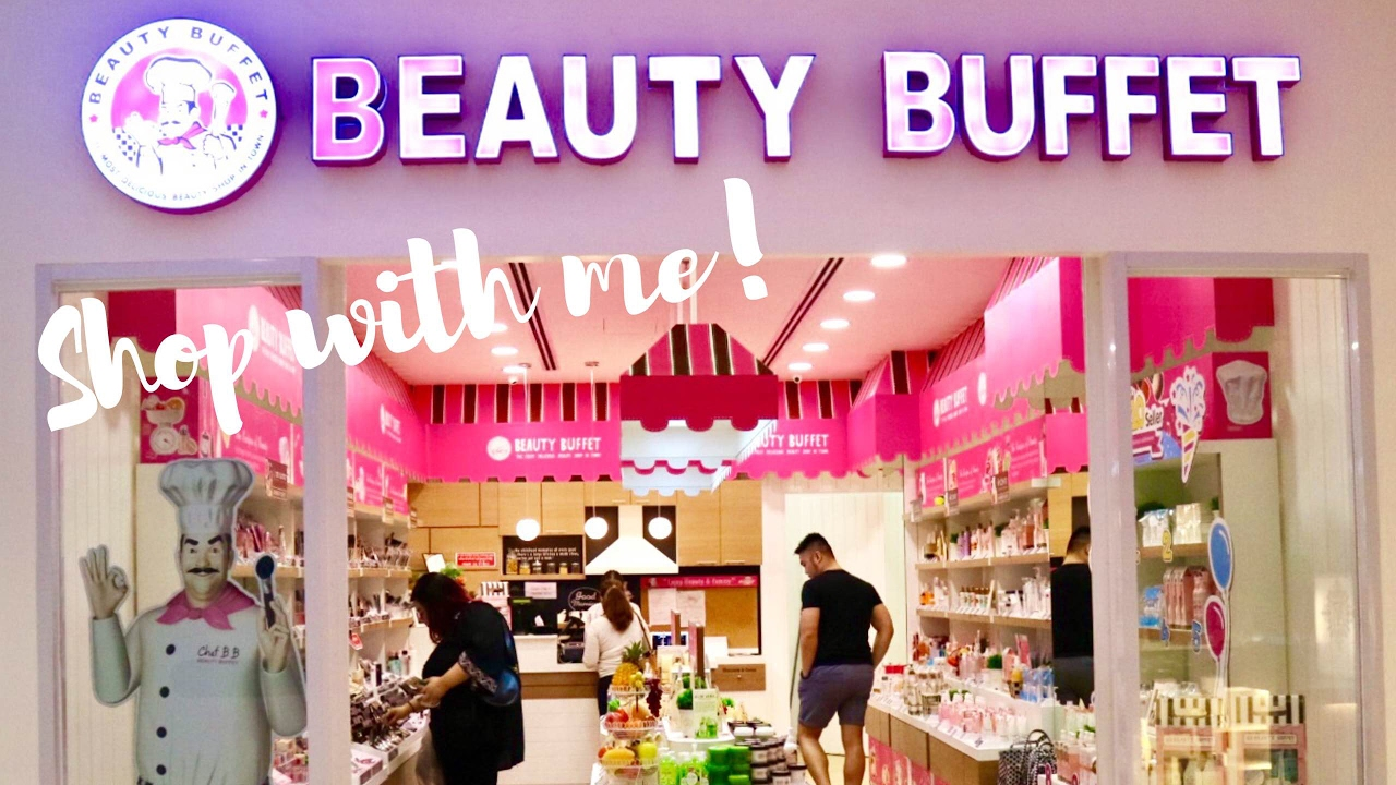 shop with me at beauty buffet haul cybelle youtube. Black Bedroom Furniture Sets. Home Design Ideas