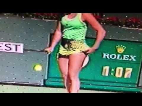 Ci Ci Bellis Has Best Legs In Tennis - Except Williams, Lisicki.