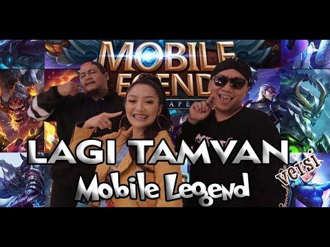 Parody LAGI TAMVAN versi HERO MOBILE LEGEND | RPH & DJ Donall ft. Siti Badriah