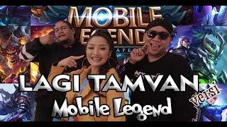 Cover images Parody LAGI TAMVAN versi HERO MOBILE LEGEND | RPH & DJ Donall ft. Siti Badriah