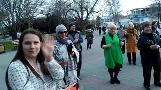 06.04.21 - Танцы на Приморском бульваре - Севастополь - Мирослава и Богдан - Сергей Соков