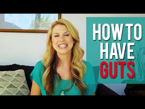 How to have the Guts to say what you need to say- EP 34