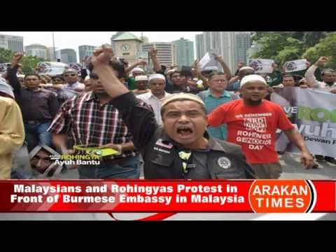 Rohingya daily news 17July 2016 in Rohingya broadcasting by Arakan Times Media Burma Myanmar