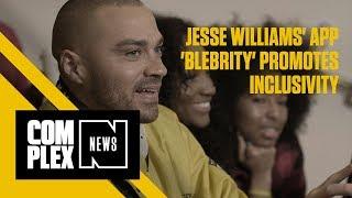 Video Jesse Williams' App 'BLeBRiTY' Promotes Inclusivity download MP3, 3GP, MP4, WEBM, AVI, FLV Oktober 2018
