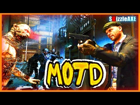 Mob of the Dead ZOMBIES Easter Eggs Gameplay FULL Tutorial Guide (Call of Duty Black Ops 2 Zombies)