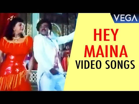 Hey Maina Video Songs | Maaveeran Tamil...