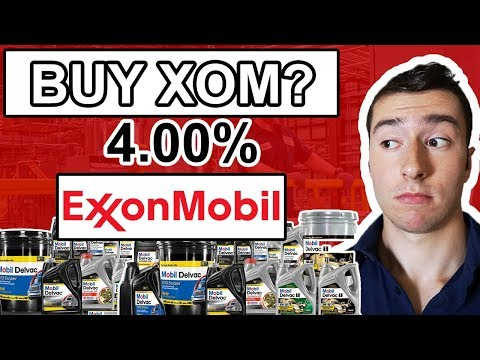 🤕 4% Yield BUT BANKRUPT? 🤕 Is Exxon Mobil Stock A BUY August 2018 (In-Depth Analysis on XOM)