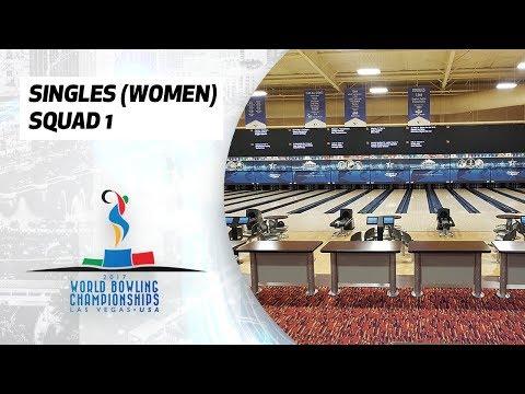 World Bowling Championships 2017 - Singles (Women) Squad 1