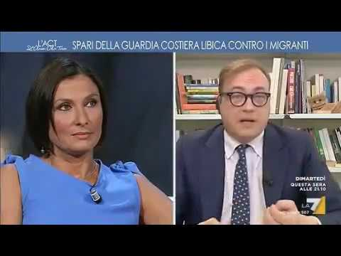 Tommaso Cerno sbugiarda Alessia Morani