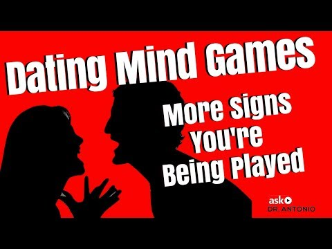 Signs A Guy Is Playing Mind Games Part 2 - How To Stop Them!
