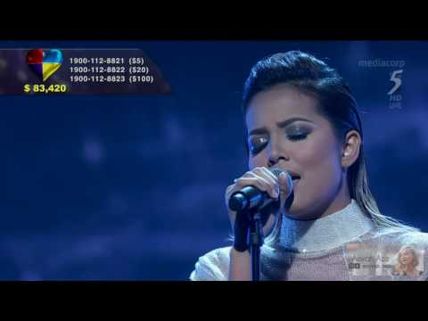 Aisyah Aziz - Only Love Can Hurt Like This [PSC 2016]