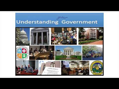 Know Your Local Government: Zoning and Development
