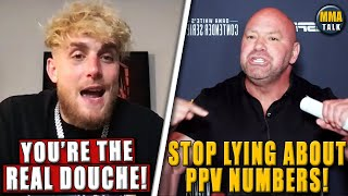 Jake Paul FIRES BACK at Dana White, Conor McGregor SENDS WARNING to Kamaru Usman, Usman responds