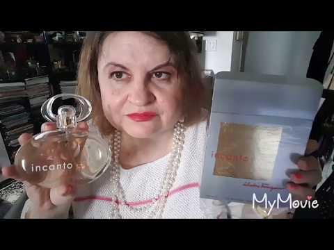 Обзор аромата Salvatore Ferragamo Incanto Perfume