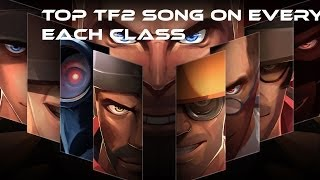 Repeat youtube video TF2 Best song on every class with NISLT frag clips