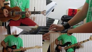 Jethro Tull: Thick As A Brick Instrumental Cover / Karaoke (Part 4)