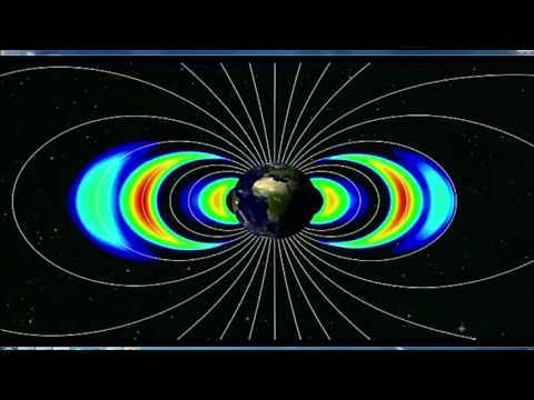 NASA's Van Allen Probes Discover Third Belt Around Earth