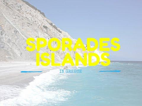 The Sporades Islands in Greece