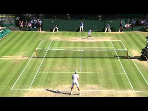 2013 Day 13 Highlights: Gentlemen's Singles Final Andy Murra