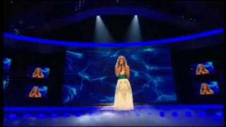 Leona Lewis ~ Over The Rainbow ~ 9.12.2006 (Week 9) The 2006 XFactor Semifinal