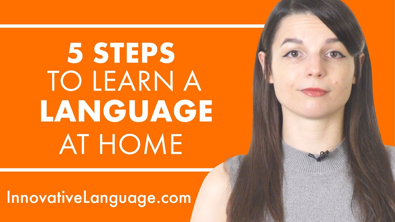 5 Steps to the Ultimate Language Immersion Experience at Home