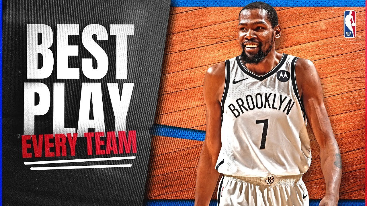 Download Best Play from EVERY Team 2020-21 NBA Season!