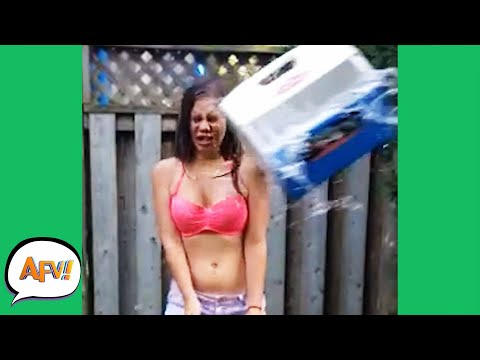 Cooler Full of FAIL, INCOMING! 😅😂 | Funniest Fails | AFV 2020